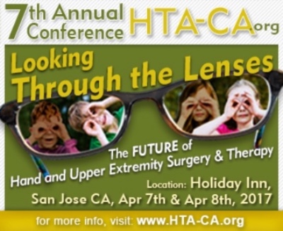 7th Annual Hand Therapy Association of California Conference